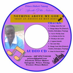 Album: Nothing Above my God/Mengn Tsate Weh