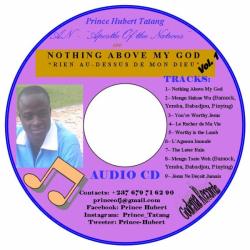 Album: Nothing Above my God/The Latter Rain