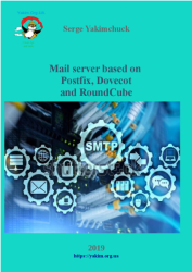 Mail server based on Postfix, Dovecot and RoundCube